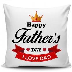 Cuscino Festa del Papà 01